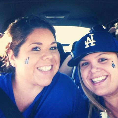 Show us your Dodger love! Post your fan photos on our ABC7 Facebook page, and you might be featured on-air. You can also send us your photos on Twitter or Instagram with #abc7dodgers. LET&#39;S GO DODGERS! <span class=meta>(KABC Photo &#47; Mimi Nuno)</span>