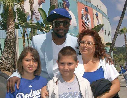 Show us your Dodger love! Post your fan photos on our ABC7 Facebook page, and you might be featured on-air. You can also send us your photos on Twitter or Instagram with #abc7dodgers. LET&#39;S GO DODGERS! <span class=meta>(KABC Photo &#47; Suzanne Armas)</span>