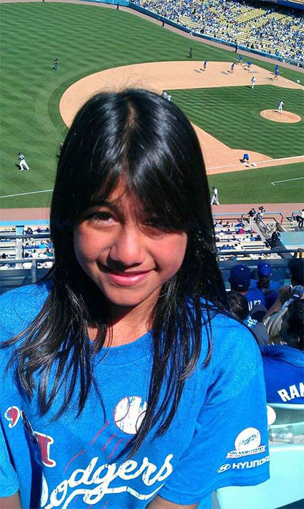 Show us your Dodger love! Post your fan photos on our ABC7 Facebook page, and you might be featured on-air. You can also send us your photos on Twitter or Instagram with #abc7dodgers. LET&#39;S GO DODGERS! <span class=meta>(KABC Photo &#47; Xiomara Barriere)</span>