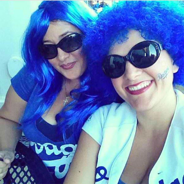"<div class=""meta ""><span class=""caption-text "">Show us your Dodger love! Post your fan photos on our ABC7 Facebook page, and you might be featured on-air. You can also send us your photos on Twitter or Instagram with #abc7dodgers. LET'S GO DODGERS! (KABC Photo / EV HDZ)</span></div>"