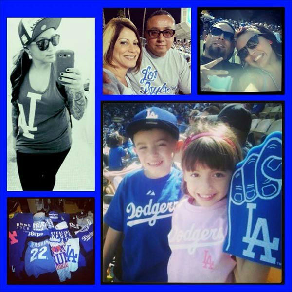 "<div class=""meta ""><span class=""caption-text "">Show us your Dodger love! Post your fan photos on our ABC7 Facebook page, and you might be featured on-air. You can also send us your photos on Twitter or Instagram with #abc7dodgers. LET'S GO DODGERS! (KABC Photo / Fia Jaso)</span></div>"