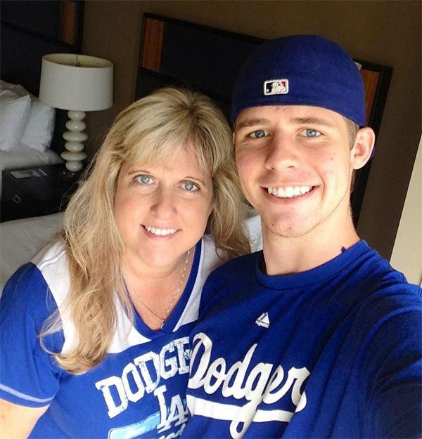 Show us your Dodger love! Post your fan photos on our ABC7 Facebook page, and you might be featured on-air. You can also send us your photos on Twitter or Instagram with #abc7dodgers. LET&#39;S GO DODGERS! <span class=meta>(KABC Photo &#47; Lisa Pace)</span>