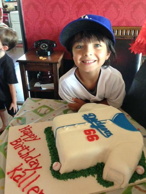 "<div class=""meta ""><span class=""caption-text "">Show us your Dodger love! Post your fan photos on our ABC7 Facebook page, and you might be featured on-air. You can also send us your photos on Twitter or Instagram with #abc7dodgers. LET'S GO DODGERS! (KABC Photo / Christine Christensen)</span></div>"