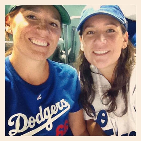 Show us your Dodger love! Post your fan photos on our ABC7 Facebook page, and you might be featured on-air. You can also send us your photos on Twitter or Instagram with #abc7dodgers. LET&#39;S GO DODGERS! <span class=meta>(KABC Photo &#47; Lea Lopez-Fernandez)</span>