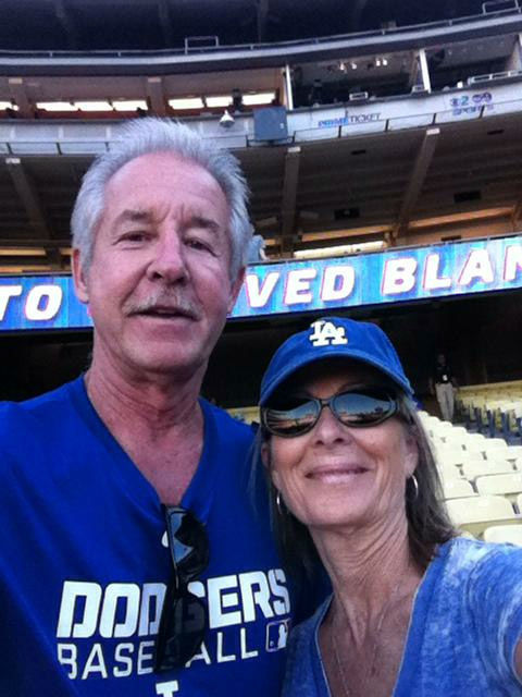 "<div class=""meta ""><span class=""caption-text "">Show us your Dodger love! Post your fan photos on our ABC7 Facebook page, and you might be featured on-air. You can also send us your photos on Twitter or Instagram with #abc7dodgers. LET'S GO DODGERS! (KABC Photo / Monica Charles)</span></div>"
