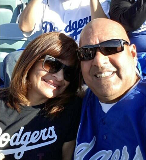 Show us your Dodger love! Post your fan photos on our ABC7 Facebook page, and you might be featured on-air. You can also send us your photos on Twitter or Instagram with #abc7dodgers. LET&#39;S GO DODGERS! <span class=meta>(KABC Photo &#47; Don Govea)</span>