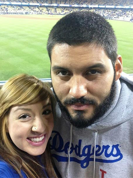Show us your Dodger love! Post your fan photos on our ABC7 Facebook page, and you might be featured on-air. You can also send us your photos on Twitter or Instagram with #abc7dodgers. LET&#39;S GO DODGERS! <span class=meta>(KABC Photo &#47; Instagram.com&#47;_brianasaurus)</span>