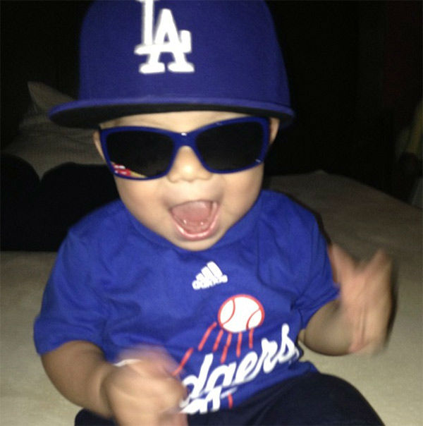 "<div class=""meta ""><span class=""caption-text "">Show us your Dodger love! Post your fan photos on our ABC7 Facebook page, and you might be featured on-air. You can also send us your photos on Twitter or Instagram with #abc7dodgers. LET'S GO DODGERS! (KABC Photo / Instagram.com/dodgerfangirl)</span></div>"