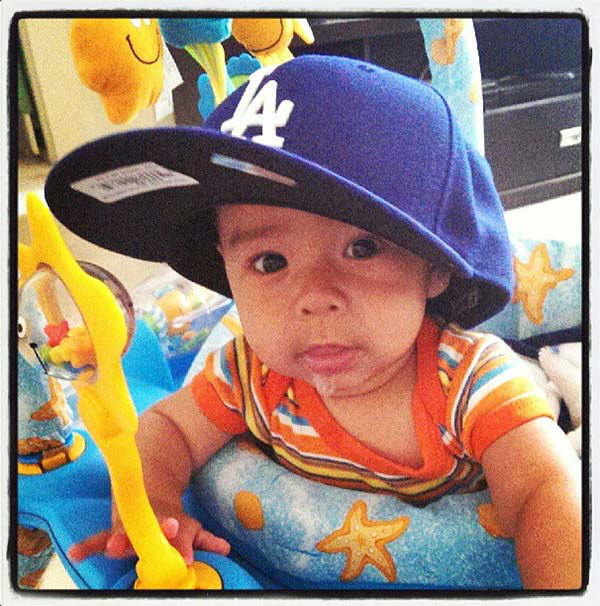 Show us your Dodger love! Post your fan photos on our ABC7 Facebook page, and you might be featured on-air. You can also send us your photos on Twitter or Instagram with #abc7dodgers. LET&#39;S GO DODGERS! <span class=meta>(KABC Photo &#47; Instagram.com&#47;i_for_an_i)</span>