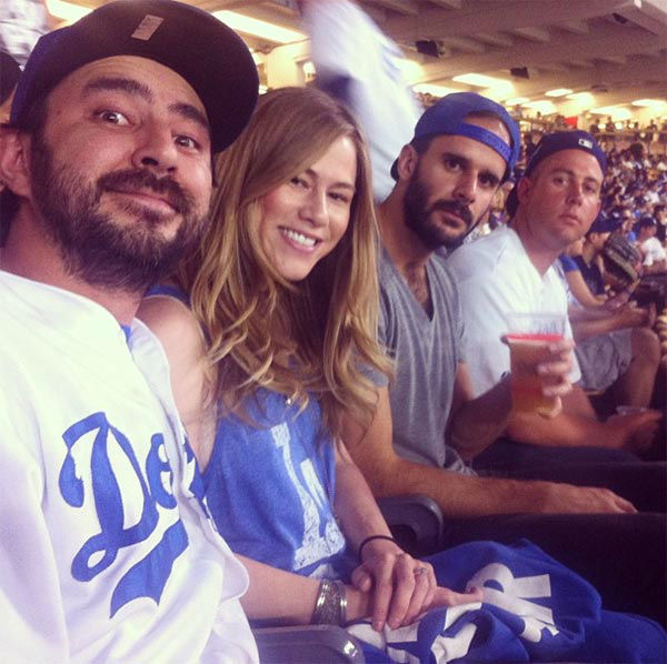Show us your Dodger love! Post your fan photos on our ABC7 Facebook page, and you might be featured on-air. You can also send us your photos on Twitter or Instagram with #abc7dodgers. LET&#39;S GO DODGERS! <span class=meta>(KABC Photo &#47; Instagram.com&#47;lindsayyag)</span>
