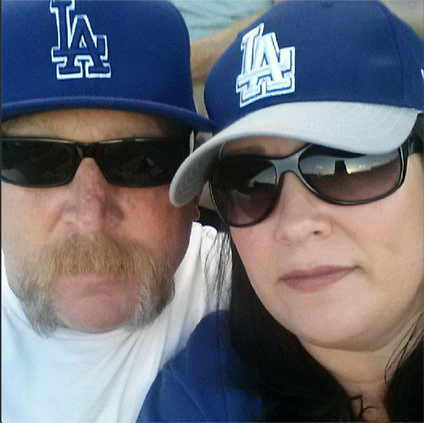 Show us your Dodger love! Post your fan photos on our ABC7 Facebook page, and you might be featured on-air. You can also send us your photos on Twitter or Instagram with #abc7dodgers. LET&#39;S GO DODGERS! <span class=meta>(KABC Photo &#47; Instagram.com&#47;stevegarveyfan)</span>