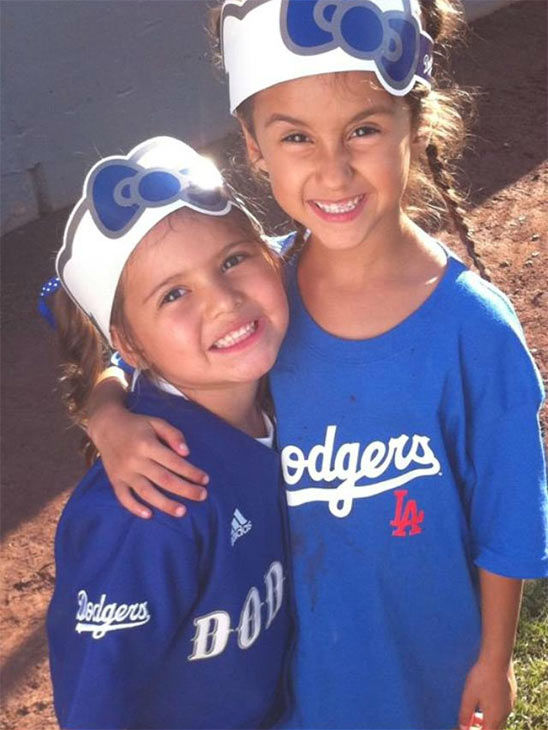 Show us your Dodger love! Post your fan photos on our ABC7 Facebook page, and you might be featured on-air. You can also send us your photos on Twitter or Instagram with #abc7dodgers. LET&#39;S GO DODGERS! <span class=meta>(KABC Photo &#47; Ivonne Martinez)</span>