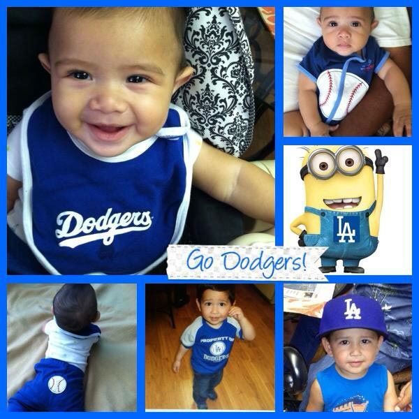 "<div class=""meta ""><span class=""caption-text "">Show us your Dodger love! Post your fan photos on our ABC7 Facebook page, and you might be featured on-air. You can also send us your photos on Twitter or Instagram with #abc7dodgers. LET'S GO DODGERS! (KABC Photo / Amanda Michelle)</span></div>"