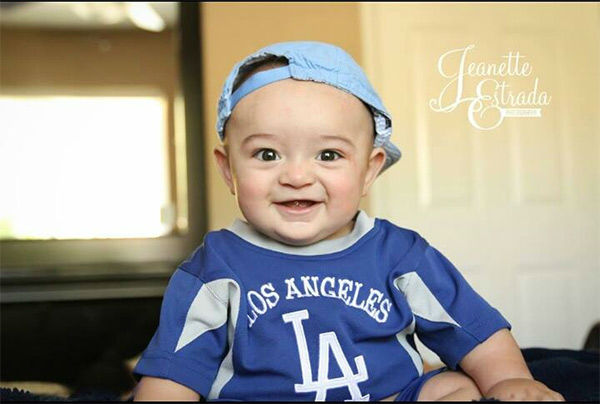Show us your Dodger love! Post your fan photos on our ABC7 Facebook page, and you might be featured on-air. You can also send us your photos on Twitter or Instagram with #abc7dodgers. LET&#39;S GO DODGERS! <span class=meta>(KABC Photo &#47; Evelyn Estrada Corder)</span>