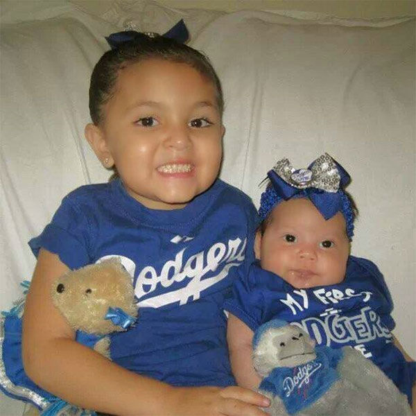 Show us your Dodger love! Post your fan photos on our ABC7 Facebook page, and you might be featured on-air. You can also send us your photos on Twitter or Instagram with #abc7dodgers. LET&#39;S GO DODGERS! <span class=meta>(KABC Photo &#47; Jaime Perez)</span>