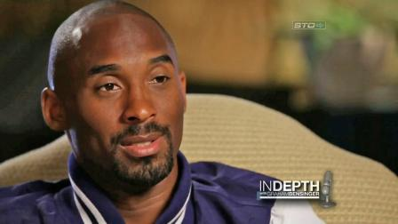 Kobe Bryant in an interview with Graham Bensinger of Yahoo! Sports published on the website Sunday, July 15, 2012.