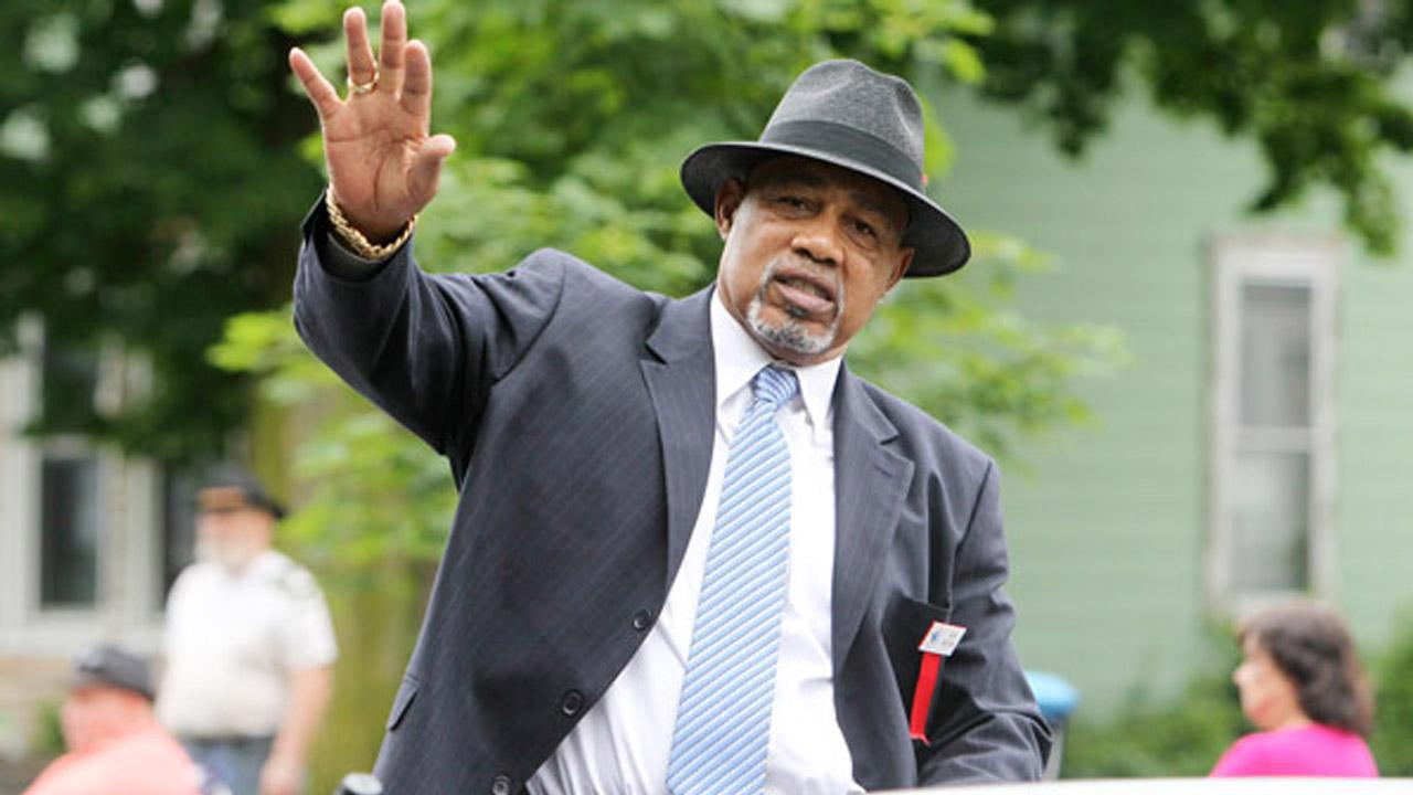 Hall of Famer Ken Norton at the Boxing Hall of Fame parade in Canastota, N.Y., on Sunday, June 12, 2011. His son says he passed away Wednesday, Sept. 18, 2013, at a local care facility. He was 70.