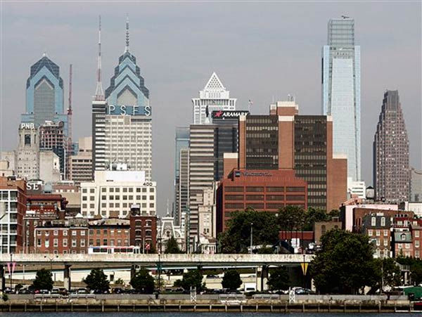 Camden, N.J., ranked No.2 as one of the most dangerous U.S. cities, released by CQ Press&#39; 2010 City Crime Rate Ratings. <span class=meta>(AP Photo&#47; Tom Mihalek)</span>