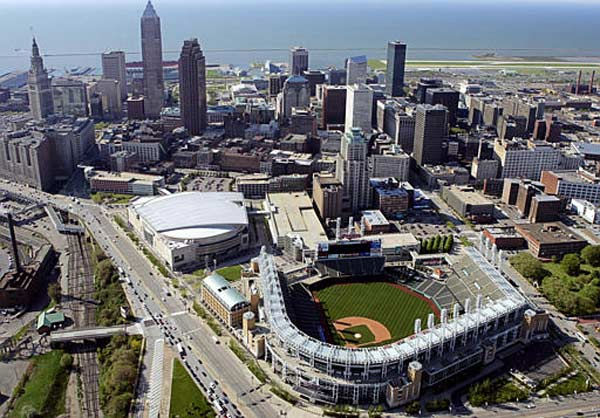 Cleveland, Ohio, ranked No.7 as one of the most dangerous U.S. cities, released by CQ Press&#39; 2010 City Crime Rate Ratings. <span class=meta>(AP Photo&#47; Mark Duncan)</span>
