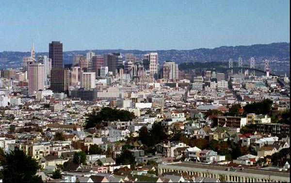 Oakland, Calif., ranked No.5 as one of the most dangerous U.S. cities, released by CQ Press&#39; 2010 City Crime Rate Ratings. <span class=meta>(AP Photo&#47; Susan Ragan)</span>