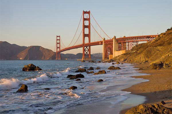 "<div class=""meta ""><span class=""caption-text "">Baker Beach at Lobos Creek  in San Francisco County ranked No. 8 on Heal the Bay's 2011 Beach Bummer list.  Read more about the group's 2010-11 beach report. (Flickr/Trodel)</span></div>"