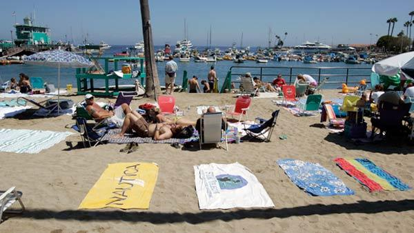 Avalon Harbor Beach in Catalina maintained its rank as the most polluted beach in California, according to Heal the Bay's 20th annual Beach Report Card.