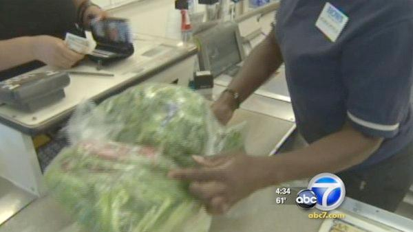 New report says Calif. passing up food stamps