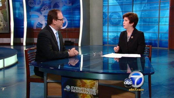 Newsmakers: Huff talks high speed rail (pt. 2)