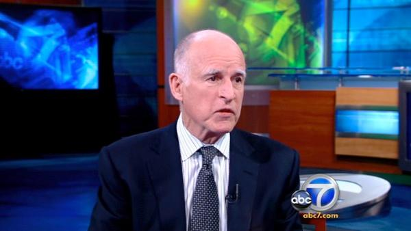 Newsmakers: Brown on high speed rail (pt. 3)