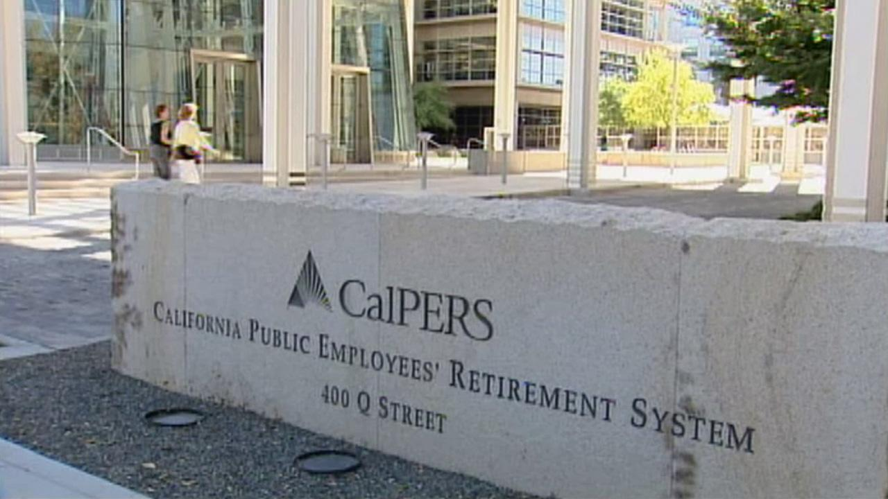 The CalPERS office in Sacramento is seen in this undated photo.