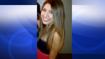 Melissa Portillo, 22, a student at University of California, Santa Barbara, was killed after falling from a two-story apartment building on Thursday, Nov. 22, 2012.