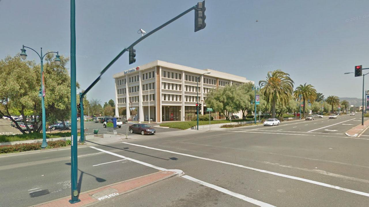 San Jose man arrested for attempting to bomb bank branch in Oakland