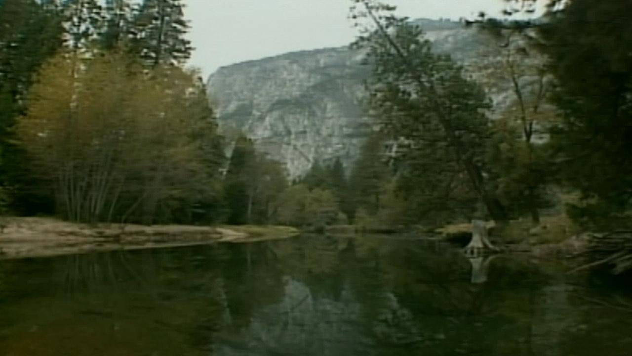 Yosemite National Park is shown in this undated file photo.
