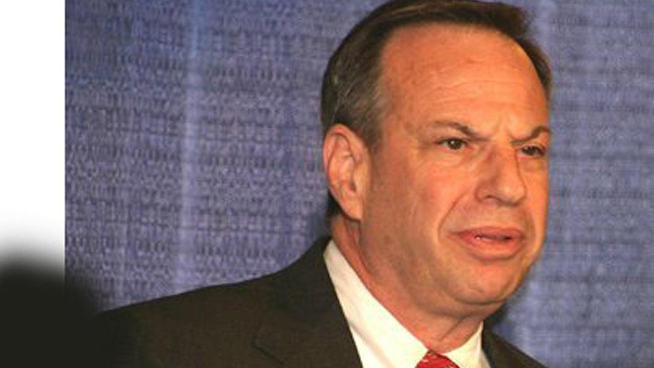 San Diego Mayor Bob Filner is shown in this undated file photo.