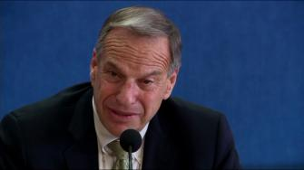 San Diego Mayor Bob Filner appears in an undated file photo.