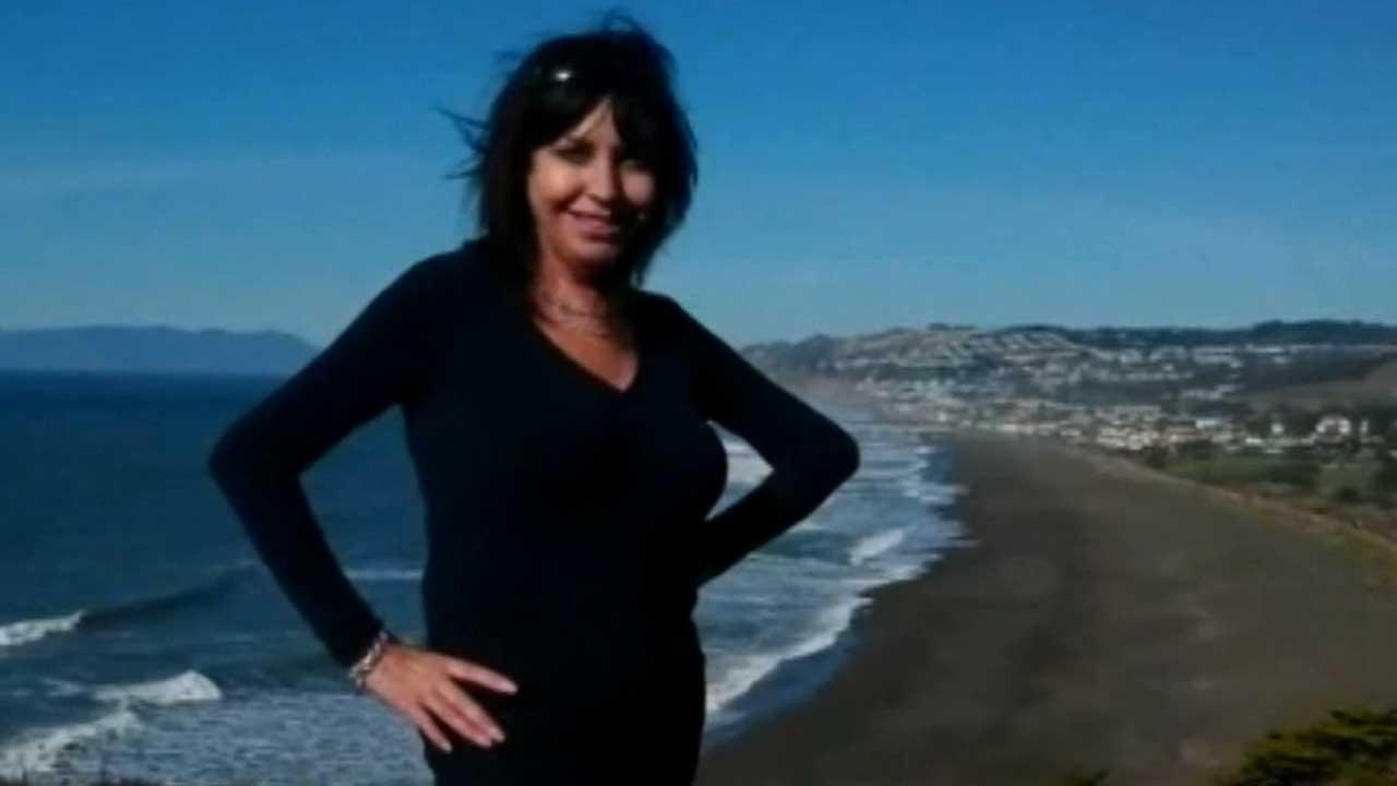 Lynne Spalding is seen in this undated file photo. Her body was found in a rarely-used stairwell at San Francisco General Hospital Tuesday, Oct. 8, 2013, 17 days after she was reported missing from her hospital room.