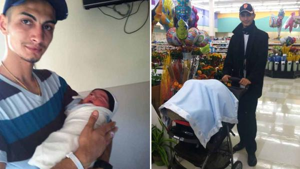 Amber Alert issued for 2-week-old baby