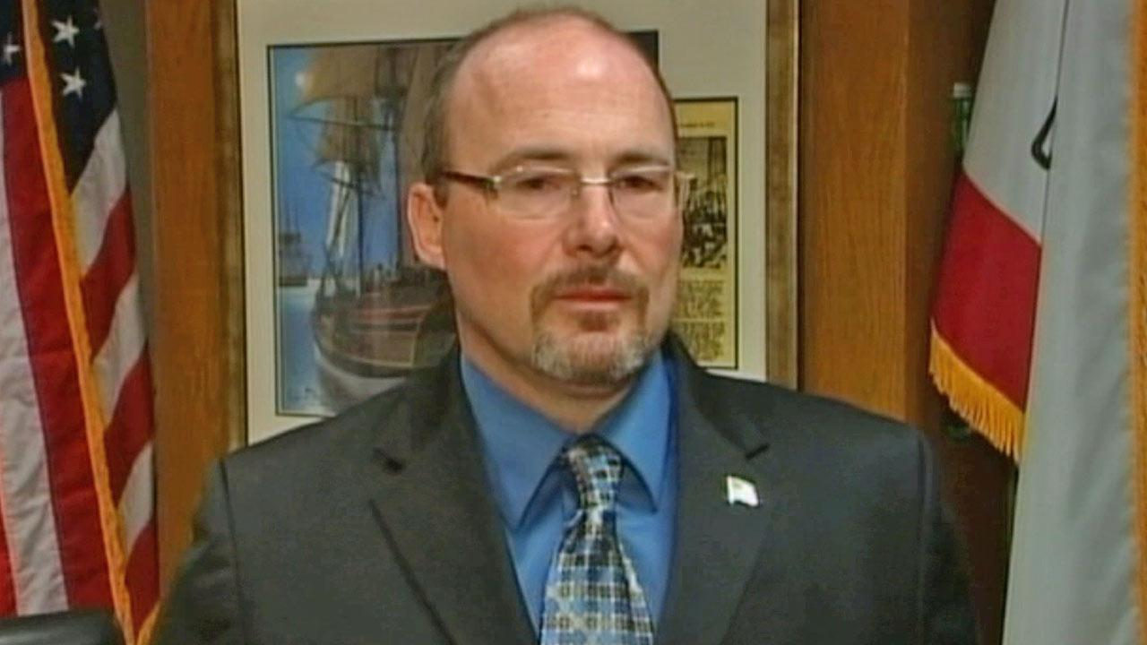 Republican Assemblyman Tim Donnelly is shown in this undated file photo.
