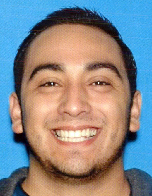 Arthur Arzola, seen here in his California Driver&#39;s License photo, was one of 10 people killed in a fiery crash between a FedEx truck and a tour bus carrying high school students on a visit to Humboldt State University on Thursday, April 10, 2014. The 26-year-old, a Rancho Cucamonga native, was an admissions counselor for the Northern California university who lived and recruited students in the Los Angeles area.   Arzola died at University of California, Davis Medical Center in Sacramento after being airlifted with severe burns.  <span class=meta>(California Department of Motor Vehicles)</span>