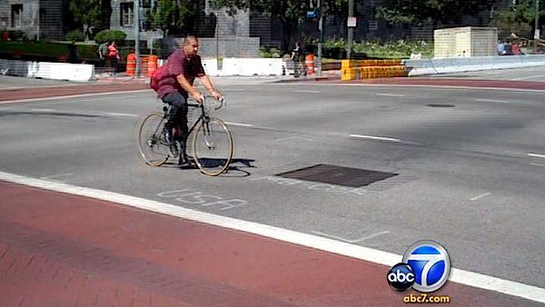 What's Bugging You? Bicyclists in traffic
