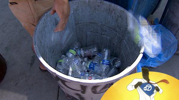 We go through hundreds of thousands of bottles every year. Some ABC7 viewers say they're not getting a CRV refund, and that's bugging them.
