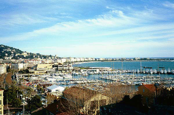 Cannes, France ranked No. 8 on TripAdvisor.com's...