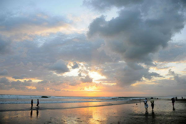 Seminyak, Indonesia ranked No. 13 on TripAdvisor.com&#39;s 15 &#39;Destinations on the Rise&#39; list for its beautiful beaches.  <span class=meta>(Flickr&#47; Bart Speelman)</span>