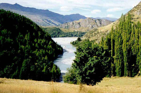 Queenstown, New Zealand ranked No. 15 on TripAdvisor.com's 15 'Destinations on the Rise' list for its scenic views and outdoor attractions.