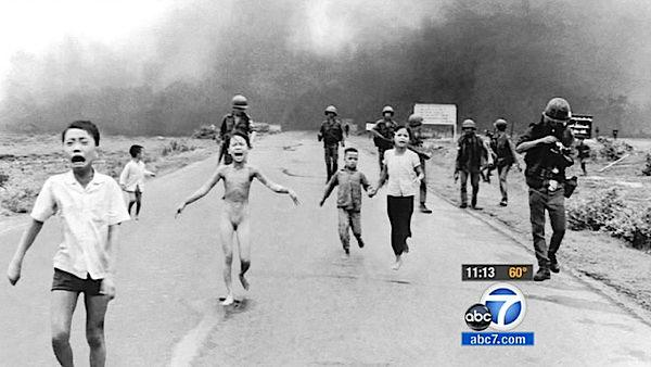 Iconic photo captures essence of Vietnam War