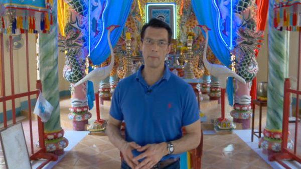 Eyewitness News Anchor David Ono reports from inside the temple that was the focal point of the June 8, 1972 incident.