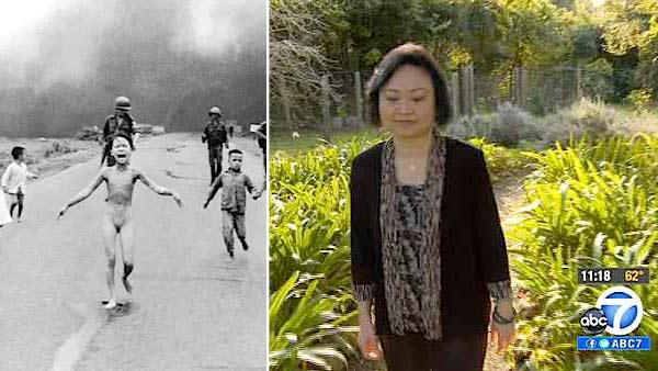 'Napalm Girl' discusses life after photo
