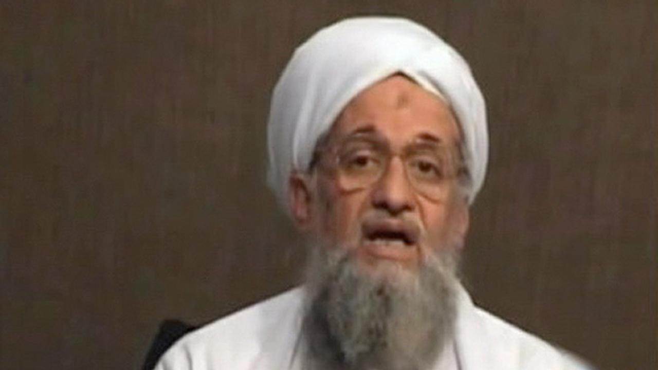 Al Qaeda leader Ayman al-Zawahri is shown in this undated file photo.