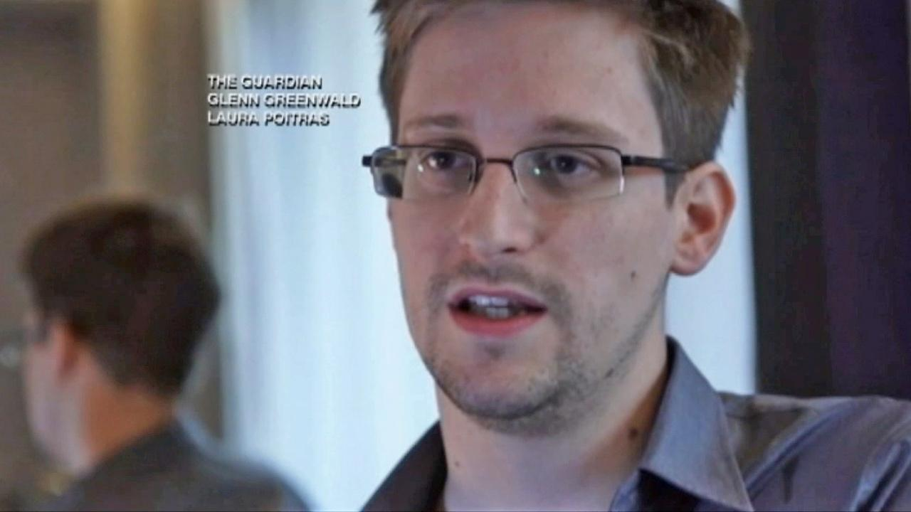 Edward Snowden, the former NSA contractor who leaked to The Guardian that the U.S. government had collected phone records of millions of Verizon customers, is seen in this undated file photo.