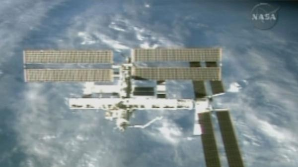 NASA: Cooling pump on space station shuts down